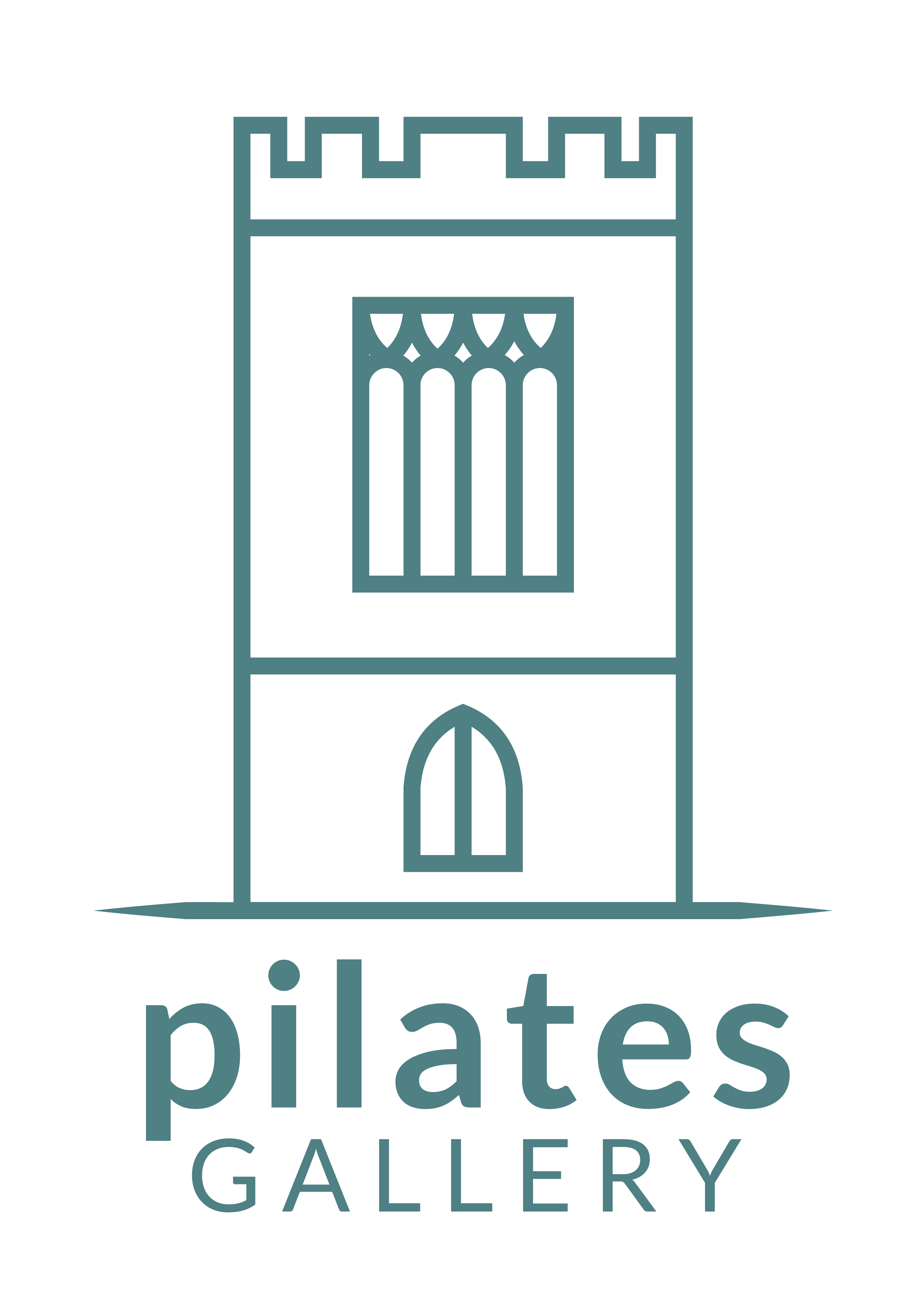 Pilates Gallery logo